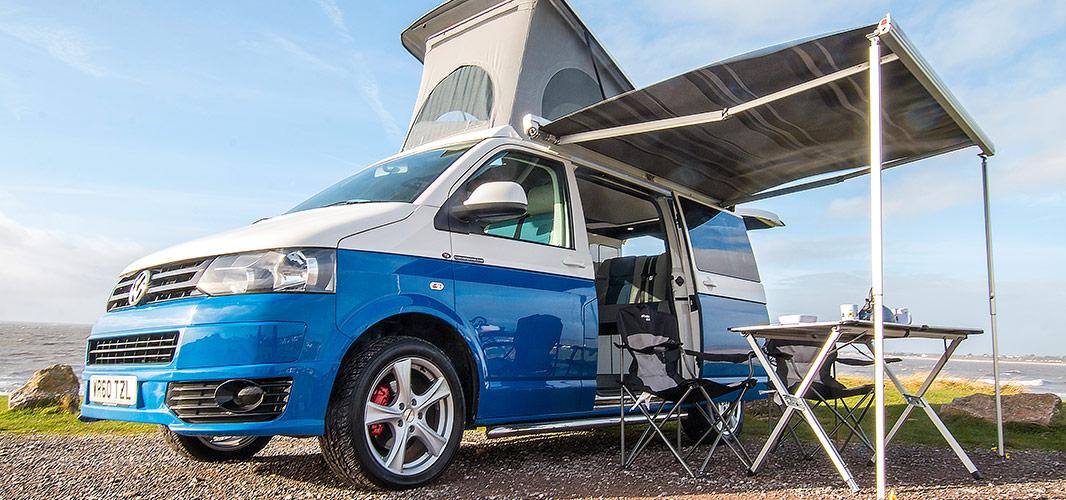 Hire Tom A 2011 Vw Transporter T5 1 Four Berth Campervan