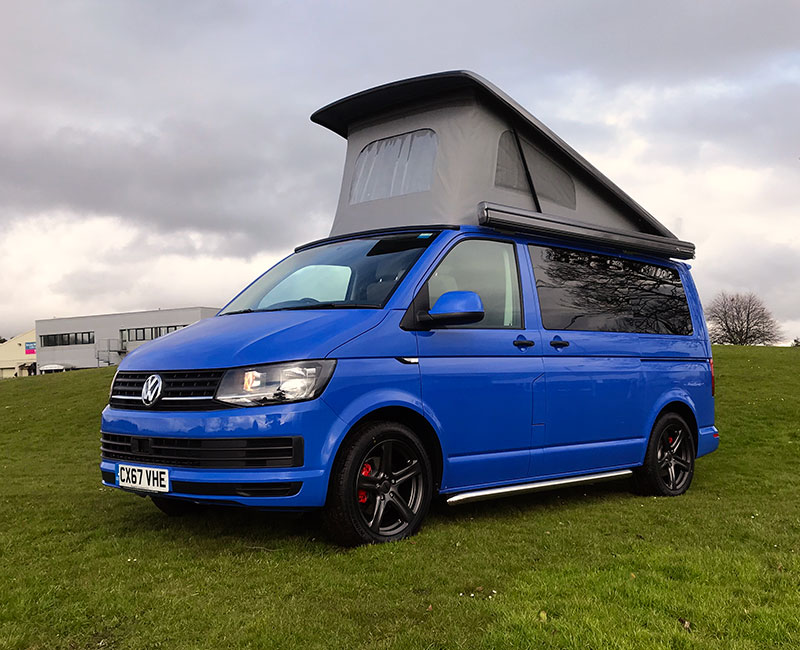 Hire One Of Our VW Campervans